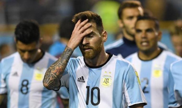 Lionel Messi dan kawan-kawan berada di urutan ke-6 klasemen sementara zona CONMEBOL dengan torehan 25 poin. (Dok: sportskeeda)