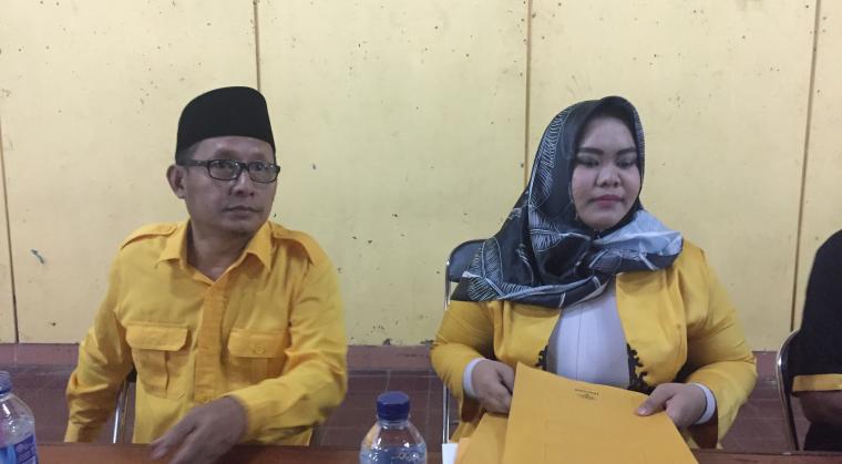 DPD II Golkar Kota Serang akan menyiapkan calon untuk mengganti jabatan Subadri di DPRD Kota Serang. (Foto: TitikNOL)
