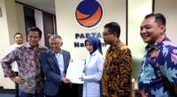 Pasangan calon Gubernur dan Wakil Gubernur Banten, Wahidin Halim - Andika Hazrumy. (Dok: tangerangrayaonline)