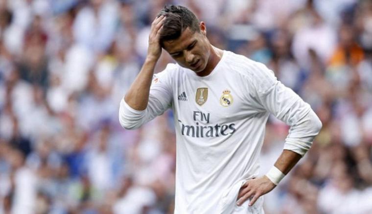 Cristiano Ronaldo. (Dok: dailymail)