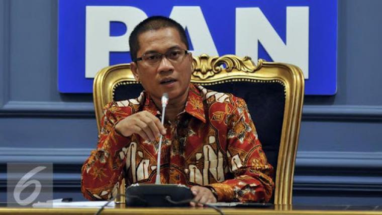 Ketua DPP PAN Yandri Susanto. (Dok: liputan6)