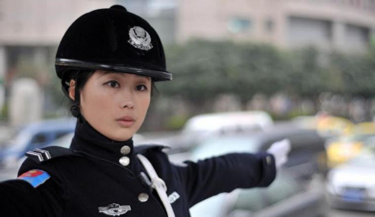 Ilustrasi Polisi Tiongkok. (Dok: globalgoodfood)