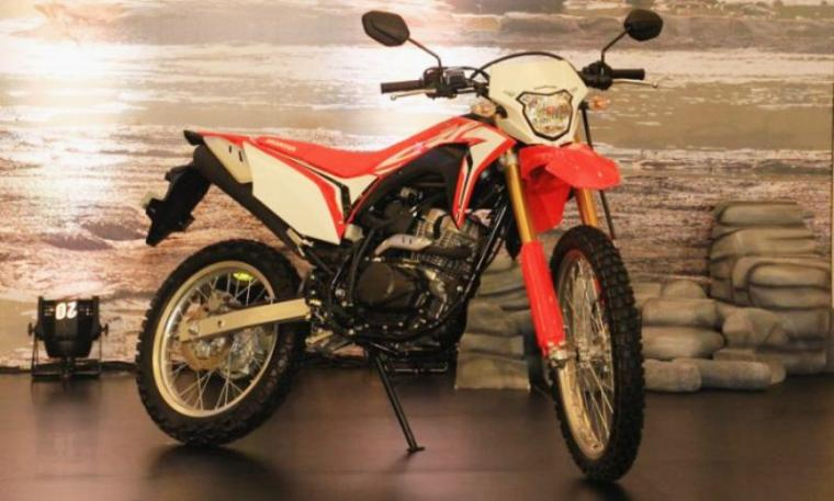 Honda CRF150L. (Dok: net)
