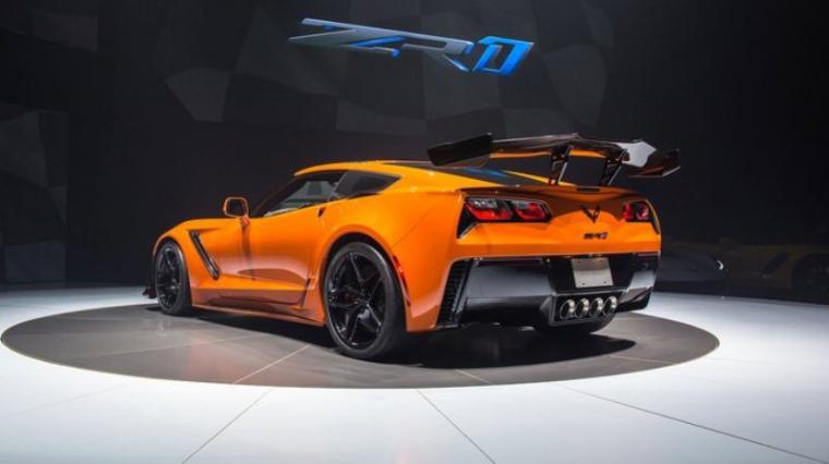 Corvette Zr1 Model Paling Bengis Dari Chevrolet Resmi Diluncurkan