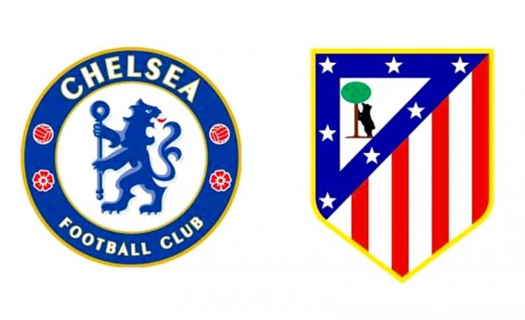 Chelsea vs Atletico Madrid. (Dok: ussoccerplayers)