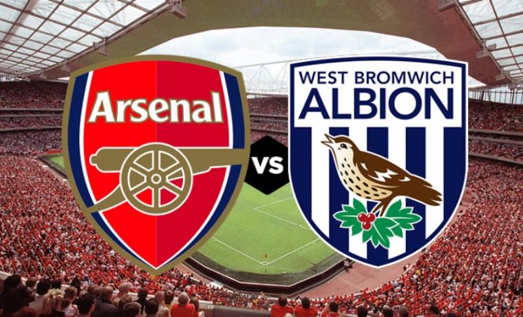 Prediksi West Bromwich Albion vs Arsenal. (Dok: Esatoursportevents)