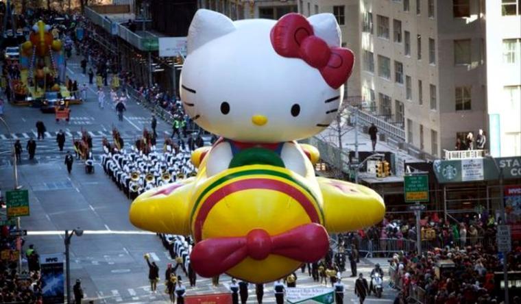 Ilustrasi Hello Kitty. (Dok: mirror)