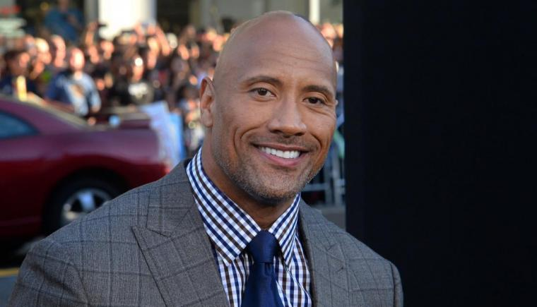 Dwayne 'The Rock' Johnson. (Dok: net)