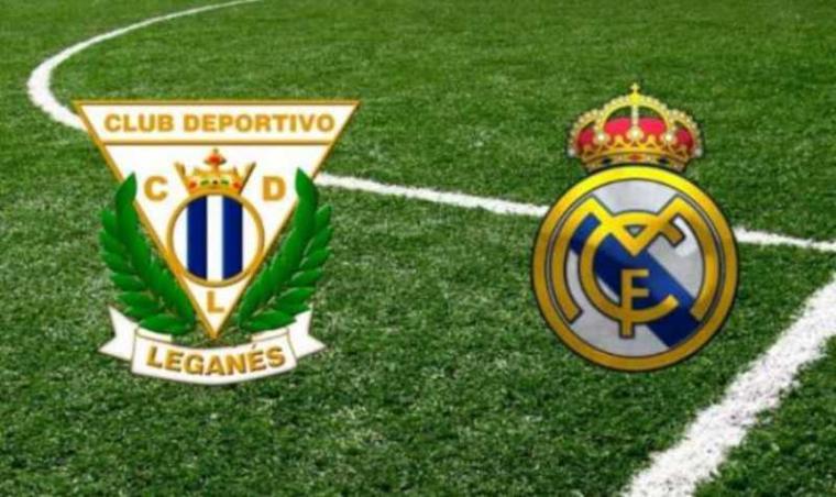 Leganes vs Real Madrid. (Dok: Gilabola)