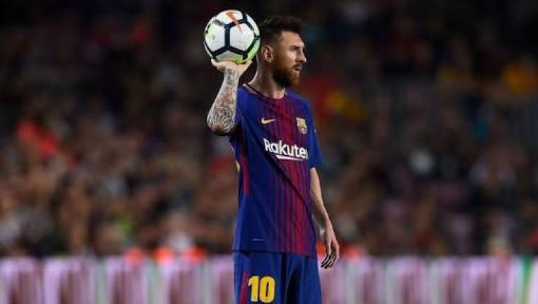 Lionel Messi. (Dok: Net)
