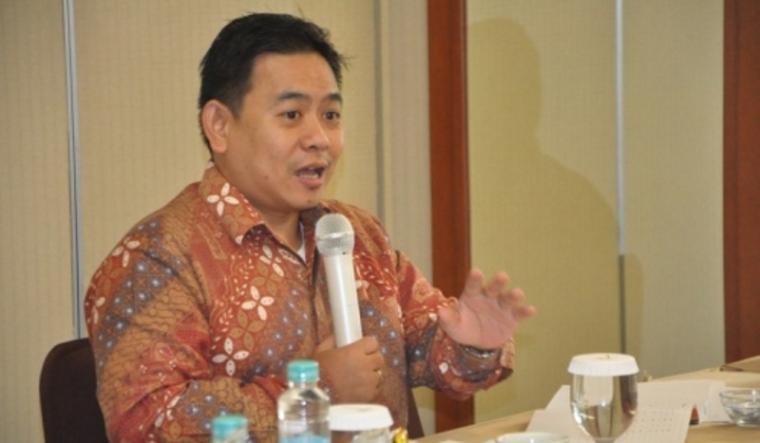 Ketua Komisi I DPRD Provinsi Banten, Zaid Elhabib.