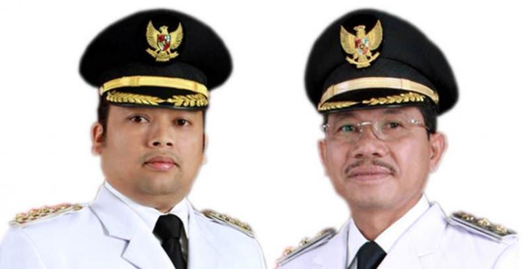 Arief R Wismasyah-Sachrudin. (Dok: Hariantangerang)