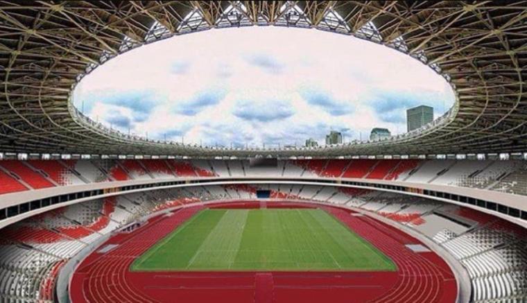 Stadion Utama Gelora Bung Karno (SUGBK). (Dok: Sumber)