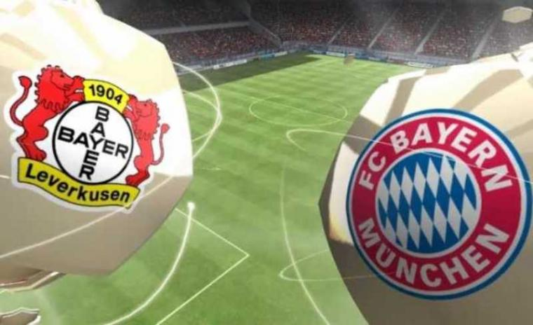 Bayer Leverkusen vs Bayern Munich. (Dok: Gilabola)