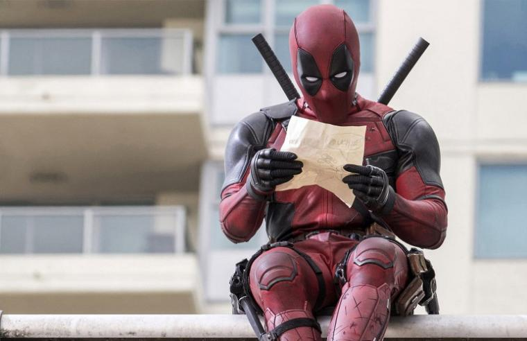 Deadpool. (Dok: Bioskoptoday)