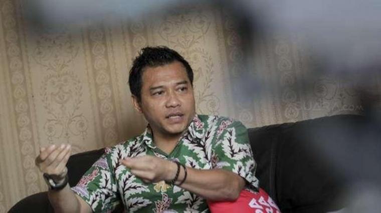 Anang Hermansyah. (Dok: Uzone)