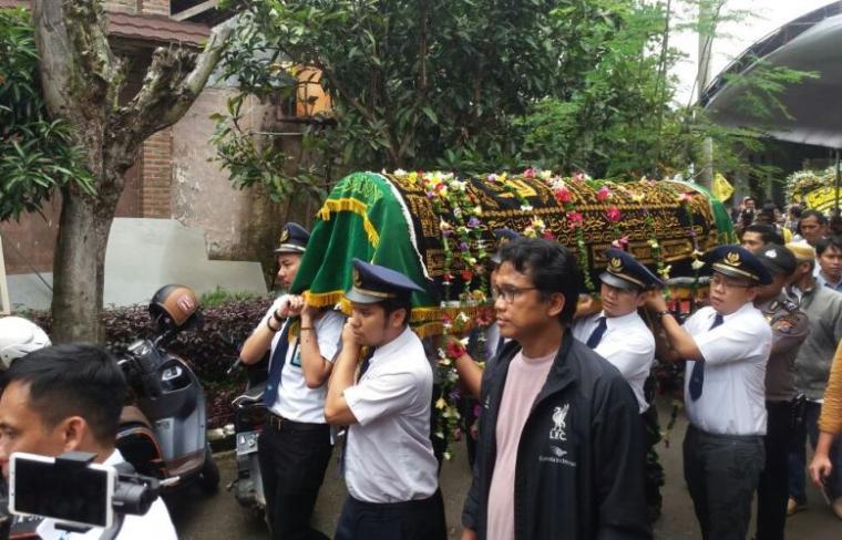 Dianti Diah Ayu Cahyani alias Putri Korban longsor Underpass Bandara Soetta. (Foto: TitikNOL)