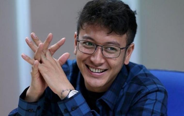 Dimas Anggara. (Dok: Tribunnews)