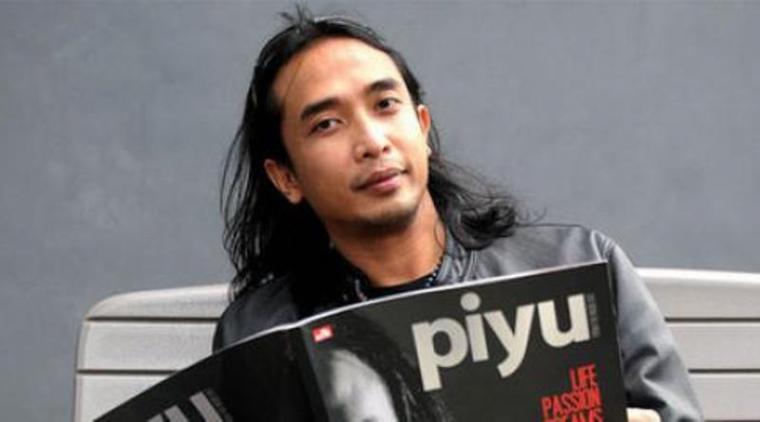 Gitaris Padi Reborn Piyu (Dok: Soloposfm)