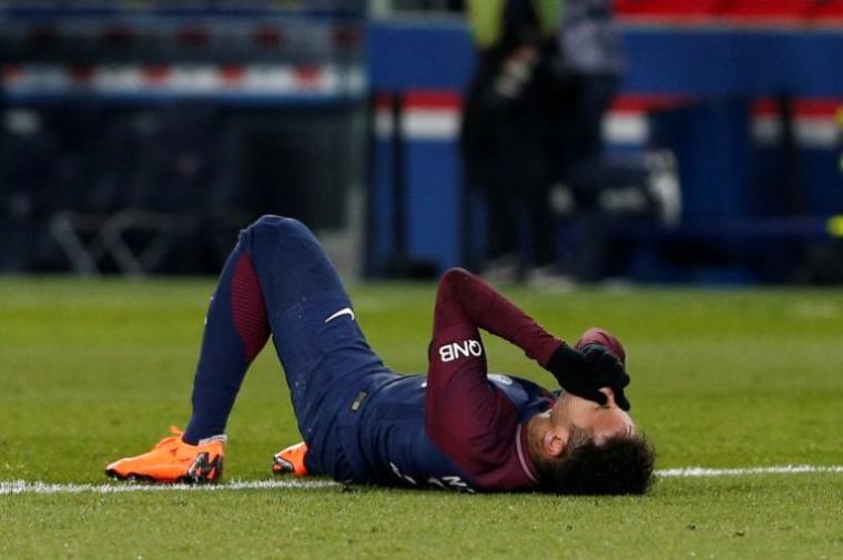 Neymar. (Dok: Metro)