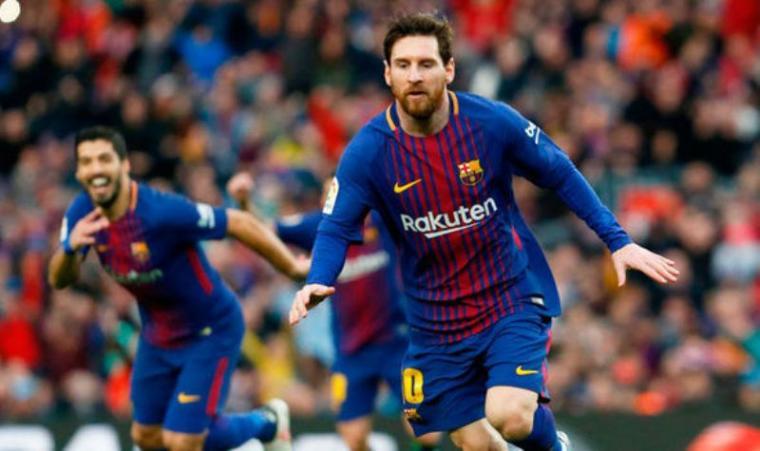 Lionel Messi. (Dok: Dailyexpres)