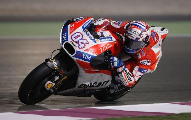 Andrea Dovizioso. (Dok: ultimatemotorcycling)