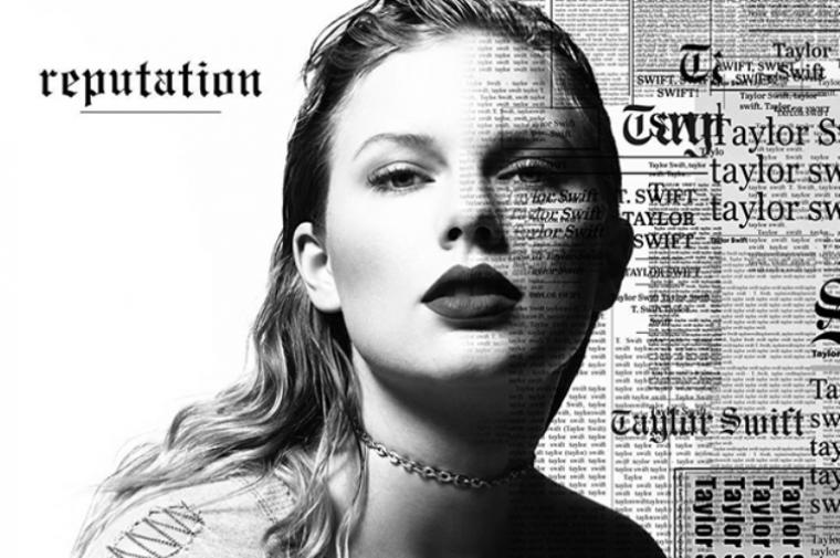 Album 'Reputation' Taylor Swift. (Dok: Kompas)