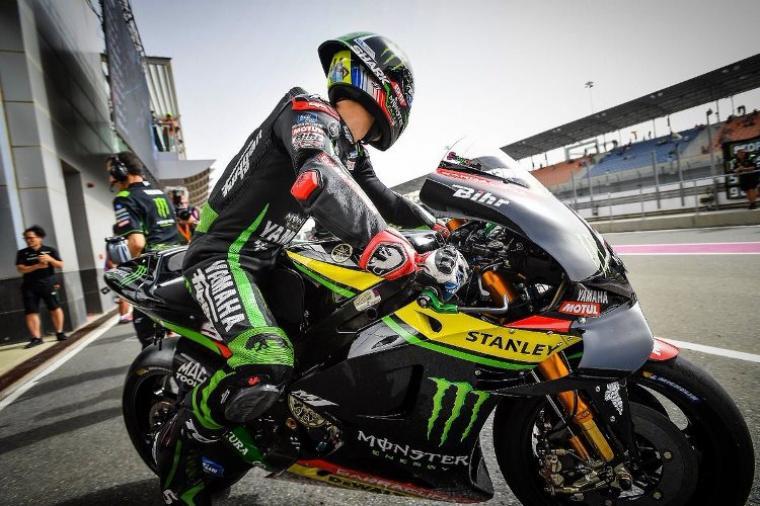 Johann Zarco Monster Yamaha Tech3 . (Dok: Twitter)