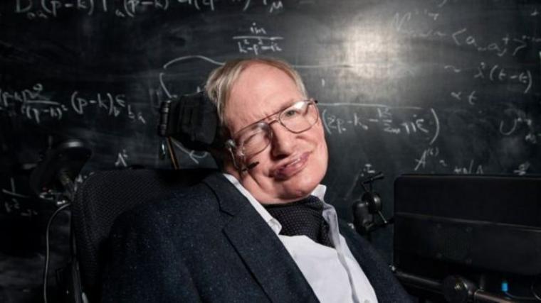 Stephen Hawking. (Dok: Bbc)