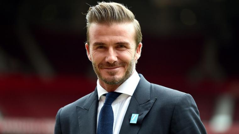 David Beckham. (Dok: Net)