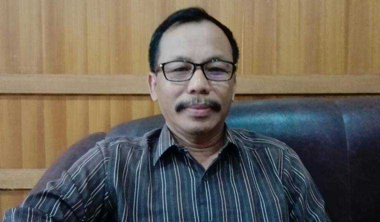 Hasbudin, anggota DPRD Cilegon dari Fraksi PAN. (Foto: TitikNOL)