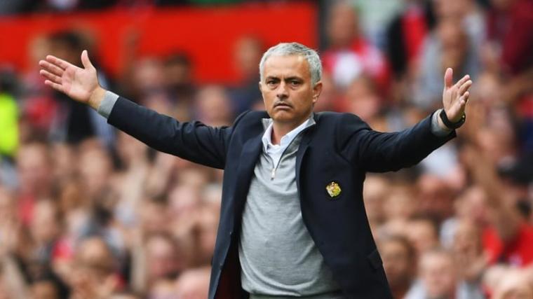 Jose Mourinho. (Dok: Starberita)