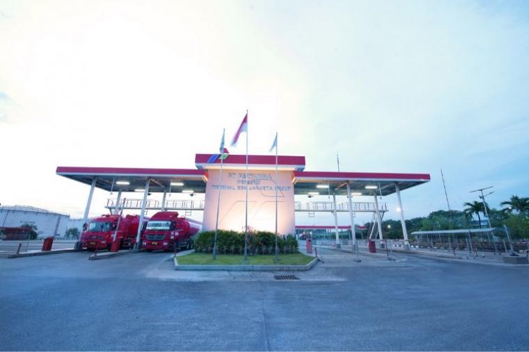 Terminal BBM Jakarta Group PT Pertamina . (Istimewa).