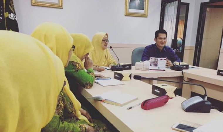 Ketua Komisi V DPRD Provinsi Banten, Fitron Nur Ikhsan.