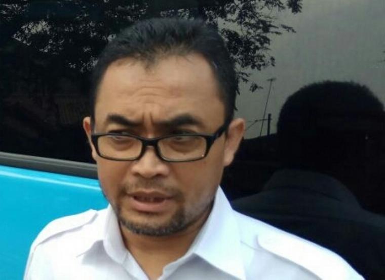 Iwan Hermawan Kepala UPT Samsat Rangkasbitung. (Foto: TitikNOL)