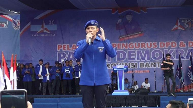 Agus Harimurti Yudhoyono. (Foto: TitikNOL)