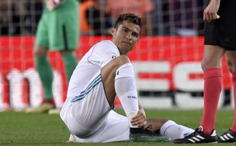 Cristiano Ronaldo. (Dok: Topbola)