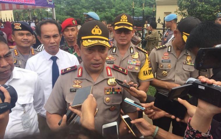 Kapolda Banten Brigjen Pol Listyo Sigit Prabowo. (Foto: TitikNOL)