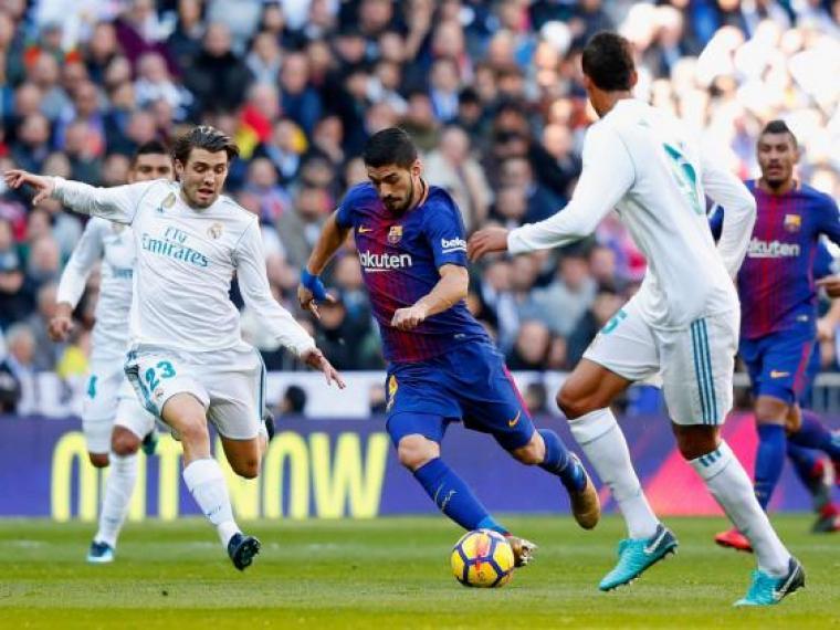 Barcelona vs Real Madrid. (Dok: Tribuna)
