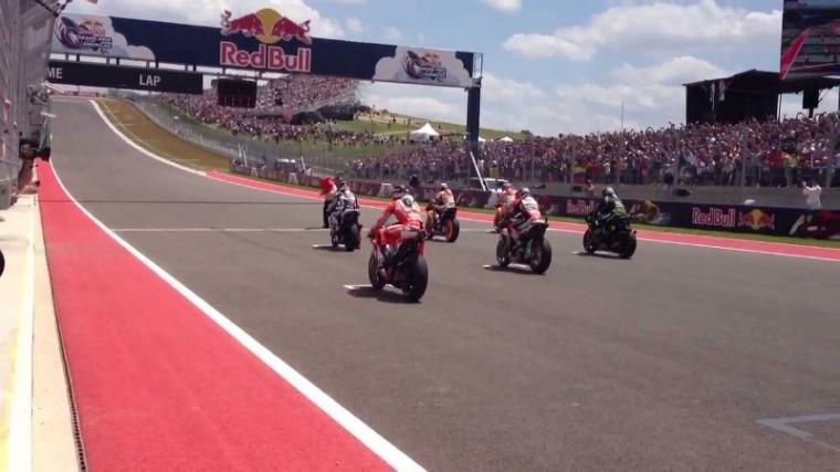 MotoGP. (Dok: Youtube)