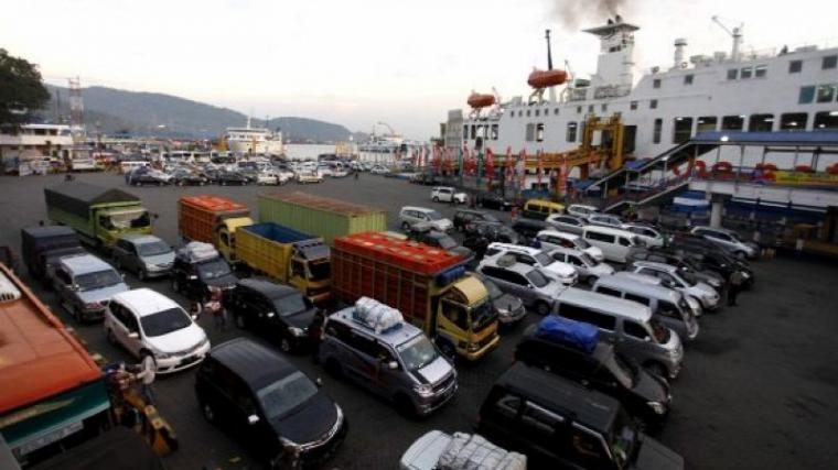 Pelabuhan Merak. (Dok:Breakingnews)