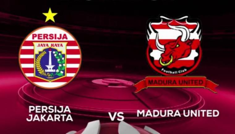 Persija vs Madura United. (Dok: Youtube)