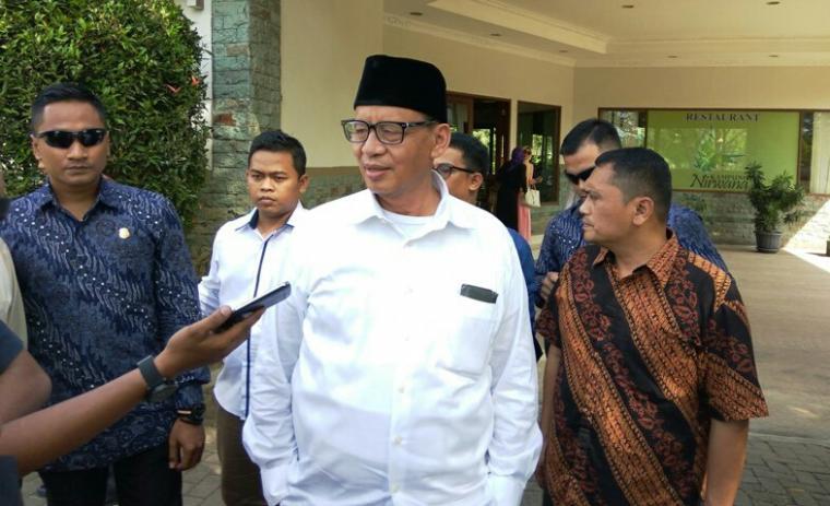 Gubernur Banten Wahidin Halim. (Dok: Okezone)