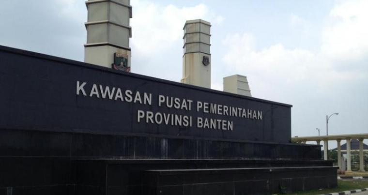 Kawasan Pusat Pemerintahan Provinsi Banten. (Dok: Kabartangsel)