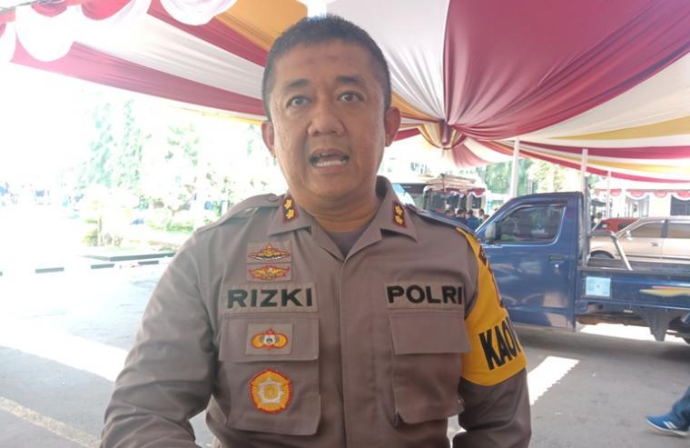 Kapolres Cilegon AKBP Rizki Agung Prakoso. (Dok: TitikNOL)