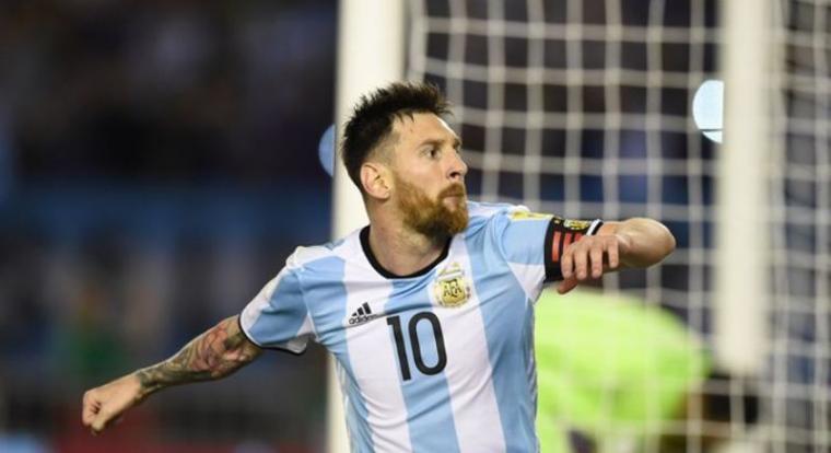 Lionel Messi. (Dok: Kompas)