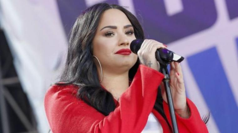 Demi Lovato. (Dok: Bbc)