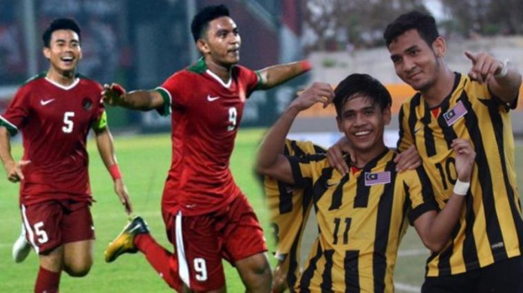 Timnas U-19 vs Malaysia. (Dok: Tribunnews)