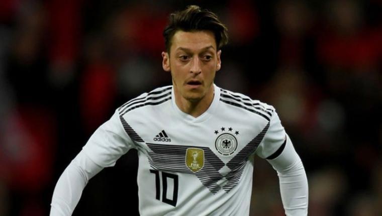 Mesut Ozil. (Dok: Bola)