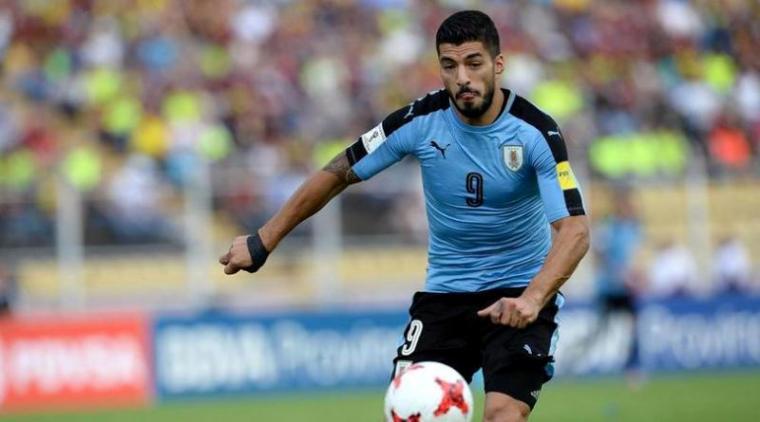 Luis Suarez. (Dok: FourFourTwo)
